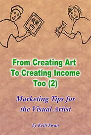 Artist Marketing Book by Kelli Swan